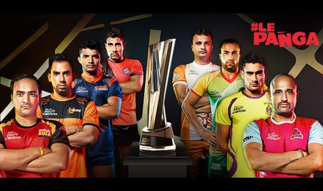 Pro Kabaddi League 2015 teams: Get the complete list of all players of PKL 2015 squads