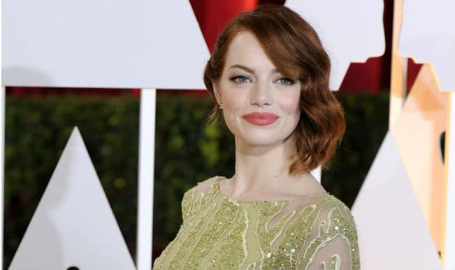 Woody Allen: Emma Stone can do everything