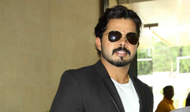 S Sreesanth arrives home to emotional welcome