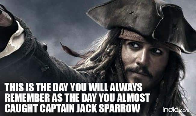 Captain Jack Sparrow Quotes: 10 lines by Johnny Depp\'s ...
