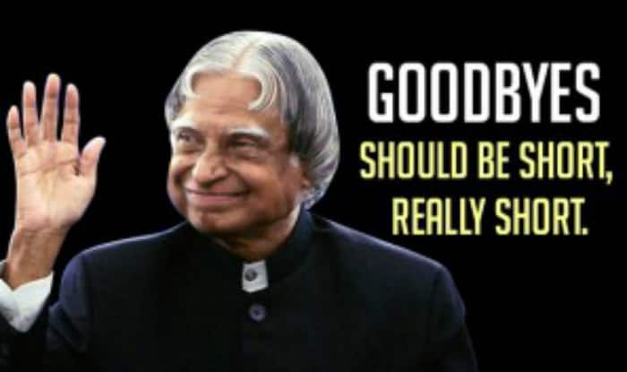 APJ Abdul Kalam Quotes: Top 15 motivational & inspirational sayings