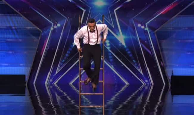 Watching this 39-year old man deliver a wonderful performance on America's Got Talent 2015 will make your day