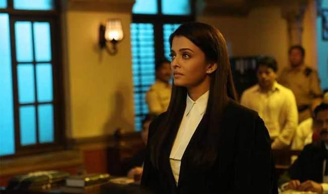 LEAKED PICTURES: Aishwarya Rai Bachchan's lawyer look in Jazbaa!