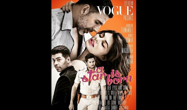 Brothers Vogue cover: Jacqueline Fernandez & Akshay Kumar's sizzling chemistry along with Siddharth Malhotra's tough cop look will impress you!