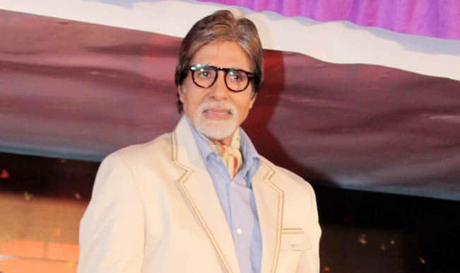 Pro Kabaddi League 2015: Amitabh Bachchan sings a song titled 'Le Panga' (Watch Video)