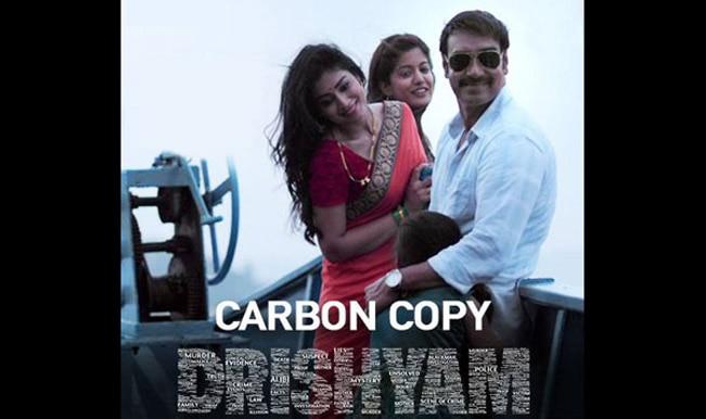 Carbon Copy song from Drishyam starring Ajay Devgn, Shriya Saran is foot-tapping delight