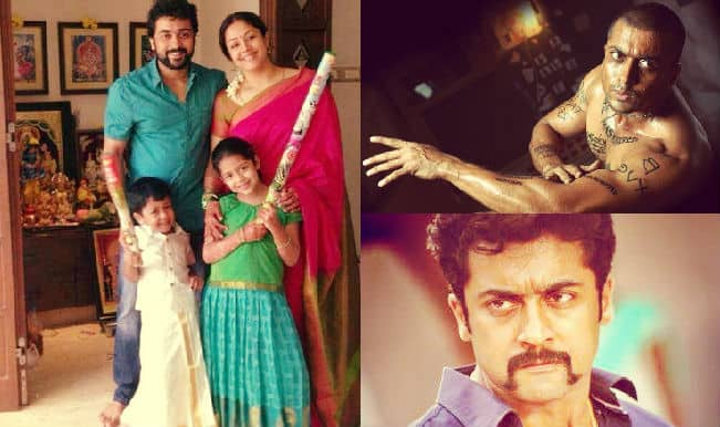 Happy Birthday Suriya: 5 best looks of south superstar from his super hit movies!