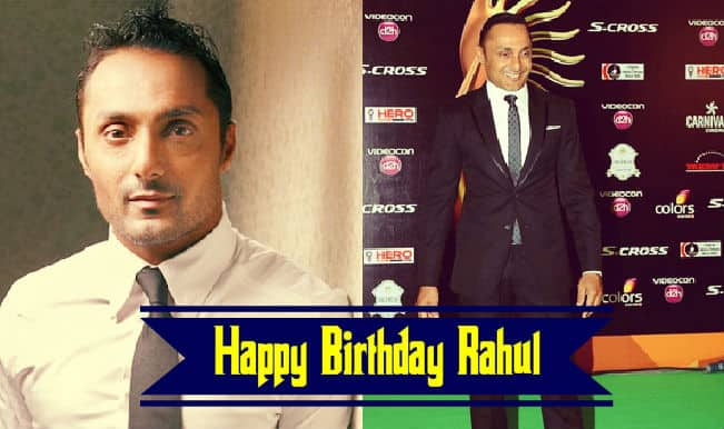 Happy Birthday Rahul Bose: Bollywood actor took to Twitter to thank fans for good wishes!