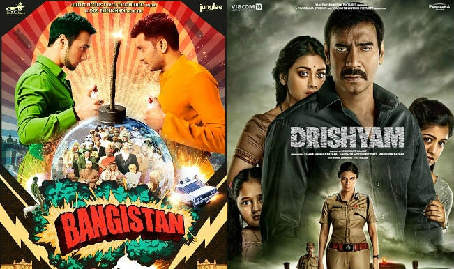 Drishyam vs Bangistan: Will the clash affect their box office business?
