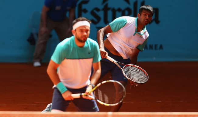 Rohan Bopanna-Florin Mergea beat Bryan Brothers to enter Wimbledon 2015 semi-finals