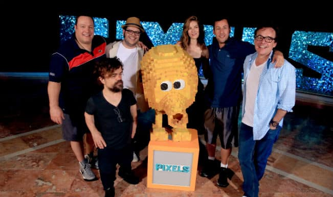 I love underdog stories: Pixels director Chris Columbus