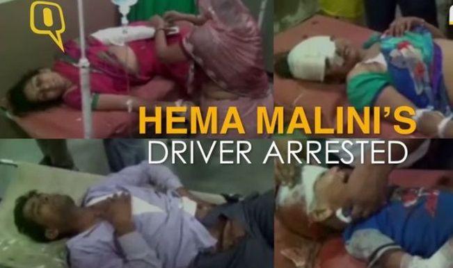Hema Malini accident: Injured victims speak from hospital! (Video)