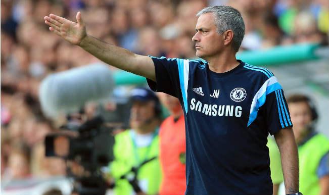 Jose Mourinho praises bus drivers, hails Chelsea's 2014-15 Barclays Premier League win