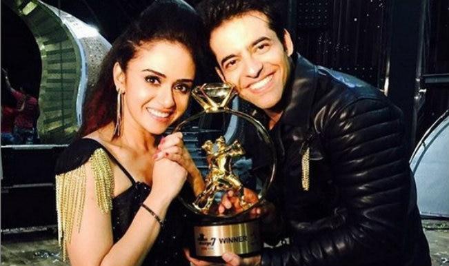 Nach Baliye 7: Amruta Khanvilkar & Himmanshoo Malhotra will celebrate honeymoon after victory!