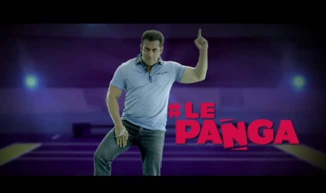 Pro Kabaddi League 2015: Salman Khan features in new promo of Season 2! #LePanga