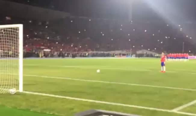 Alexis Sanchez scores cheeky penalty to help Chile win Copa America 2015 against Argentina