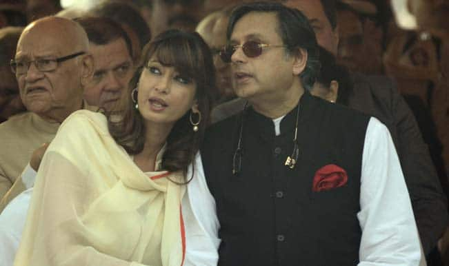 Sunanda Pushkar Death Case: Delhi Police Urges Court to Charge Shashi Tharoor For Abetment to Suicide