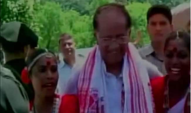 I did a mistake by dancing at function, says Assam CM Tarun Gogoi