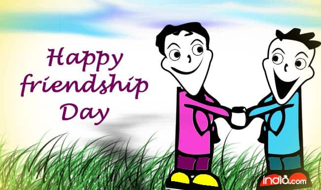 Happy Friendship Day 2015 Quotes: Best Friendship Day SMS, Shayari, WhatsApp Messages to Wish Happy Friendship Day greetings!