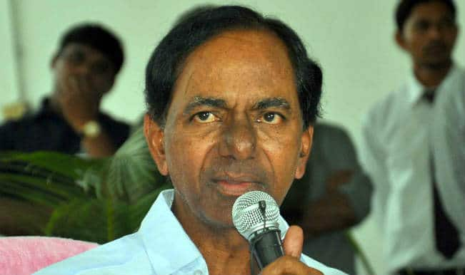 KCR: An Obscure Congress Foot Soldier Who Became Mascot of Telangana Pride