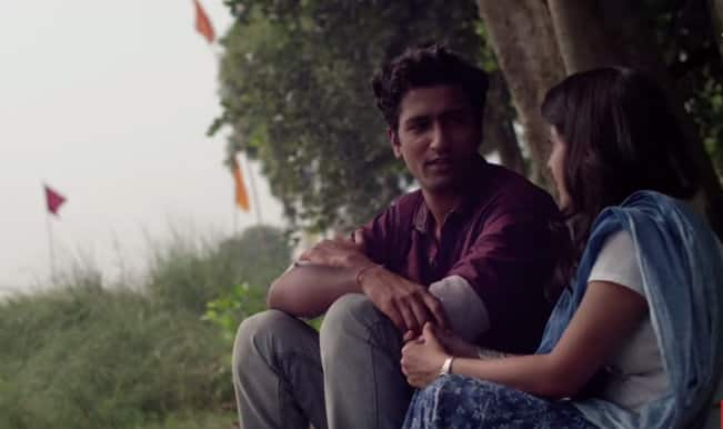 Masaan: New soulful romantic song 'Tu Kisi Rail Si' featuring Vicky Kaushal and Shweta Tripathi