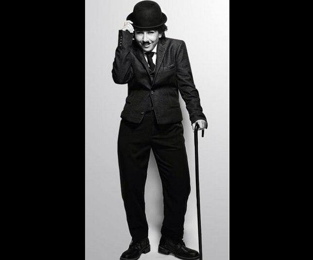 Vidya Balan to play Charlie Chaplin on the silver screen!