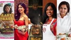 Top Five Celebrity Indian Foodies to Follow