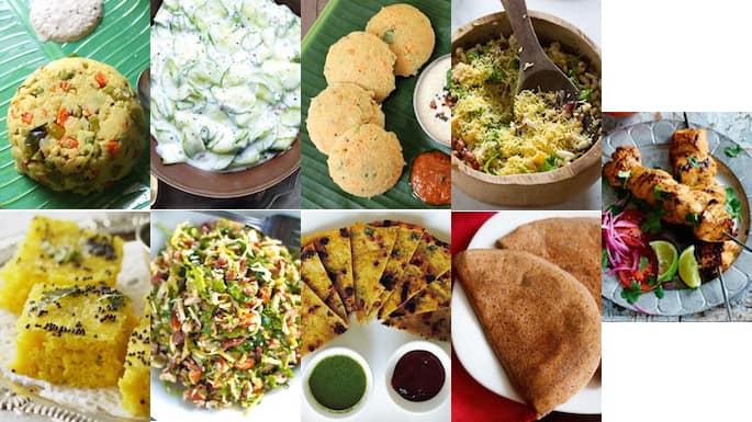 9 Healthy Indian Snacks