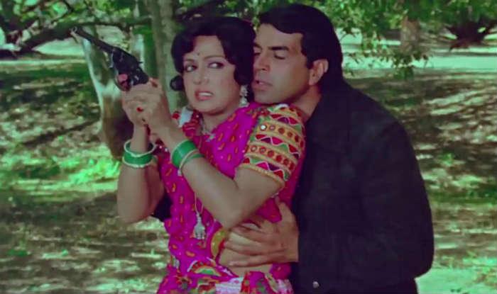 Dharmendra-Hema Malini-Sholay