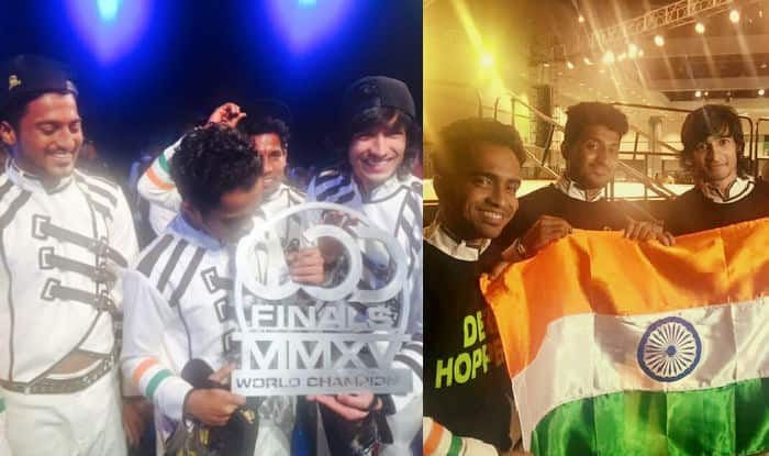 Indian dance crew Desi Hoppers are World of Dance champions
