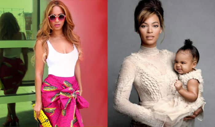 Beyonce Knowles shares amazing snaps of her family