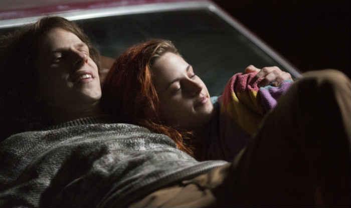 Are Jesse Eisenberg and Kirsten Stewart heading to India?
