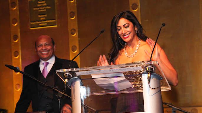 Megha and Samir Desai