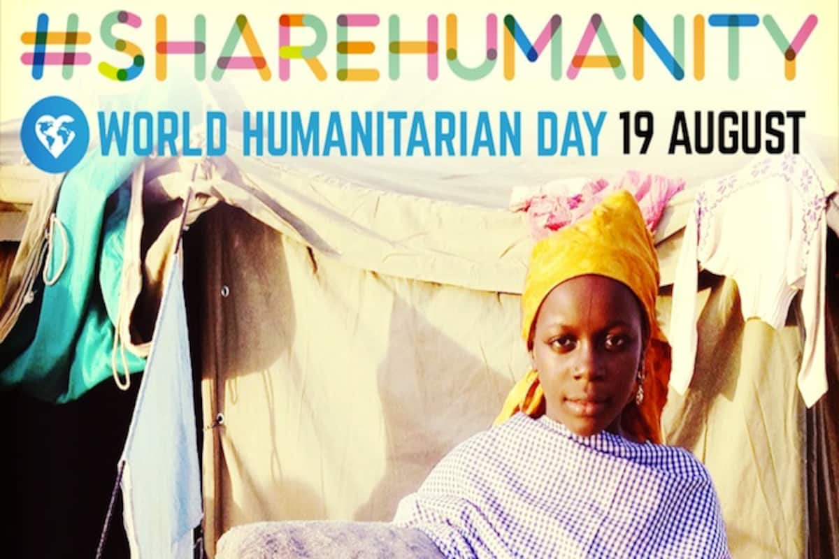 UN launches #ShareHumanity campaign for World Humanitarian Day ...
