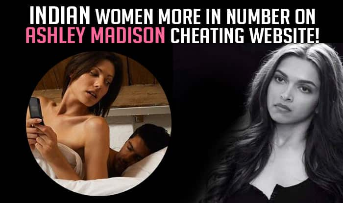 LOL! More Indian women on Ashley Madison cheating website: Is Deepika Padukone an inspiration for infidelity?