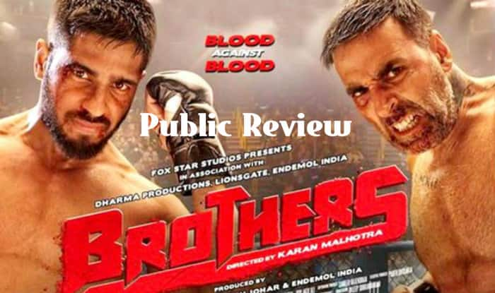 Brothers Public Movie Review: Audience shower praises on