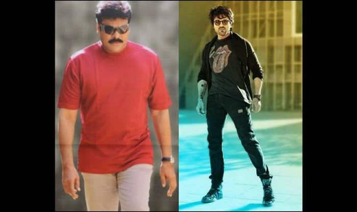 Chiranjeevi launches son Ram Charan's #RC9 teaser on 60th birthday! (Watch video)