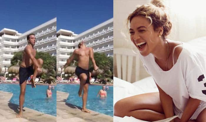 Beyonce – Single Ladies: Aqua instructor's crazy grooves will leave you stunned!