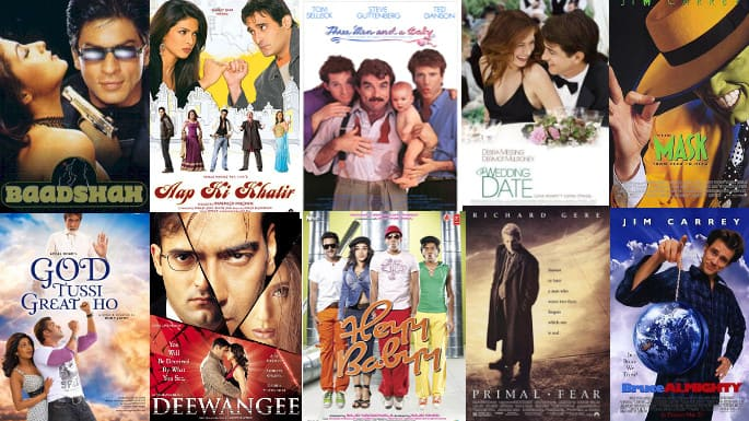 A Tale Of Two Cultures: Bollywood vs  Hollywood Love Stories