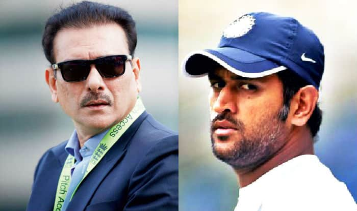 Why MS Dhoni quit Test cricket? Ravi Shastri speaks on the change of guard