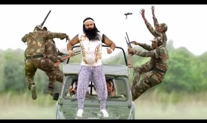 MSG-2 The Messenger teaser: Gurmeet Ram Rahim Singh Insan puts all superheroes to shame!