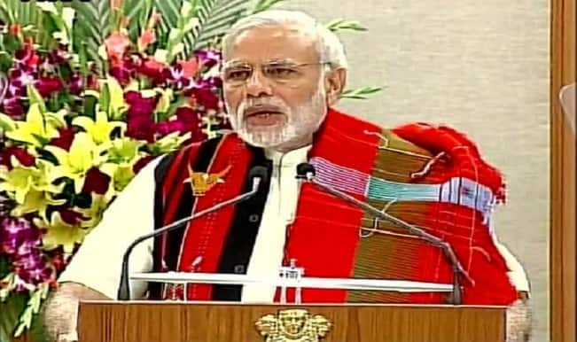 I have greatest admiration for the great Naga people, says PM