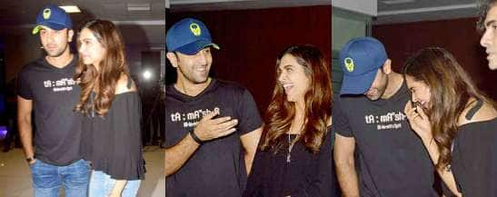 Tamasha: When ex-flames Deepika Padukone & Ranbir Kapoor got cosy?