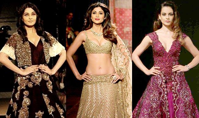 Aishwarya Rai Bachchan, Kangana Ranaut or Shilpa Shetty: Who looked more ravishing at AICW 2015?