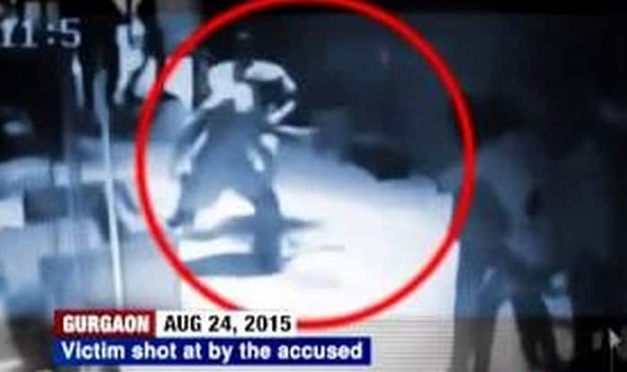 Murder in Gurgaon pub: Shocking video goes viral! (Watch CCTV footage)