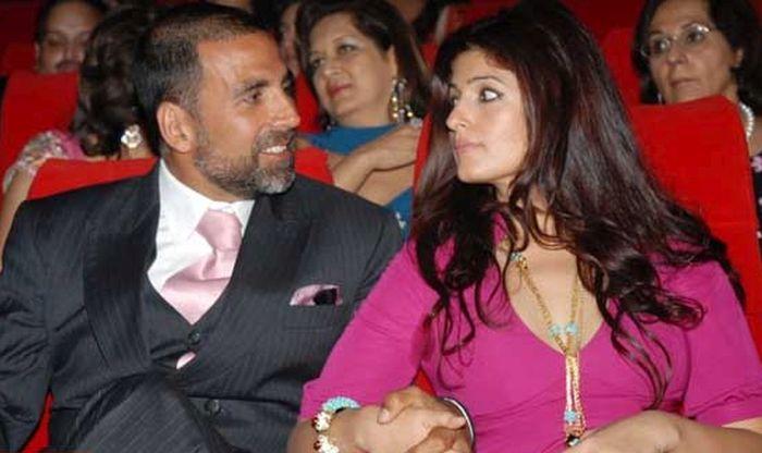 Exclusive: Wifey Twinkle calls Akshay Kumar's movie 'S**t'!