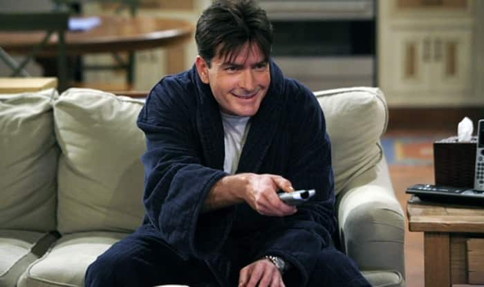 Charlie Sheen turns 50: Watch his best moments from Two and a Half Men