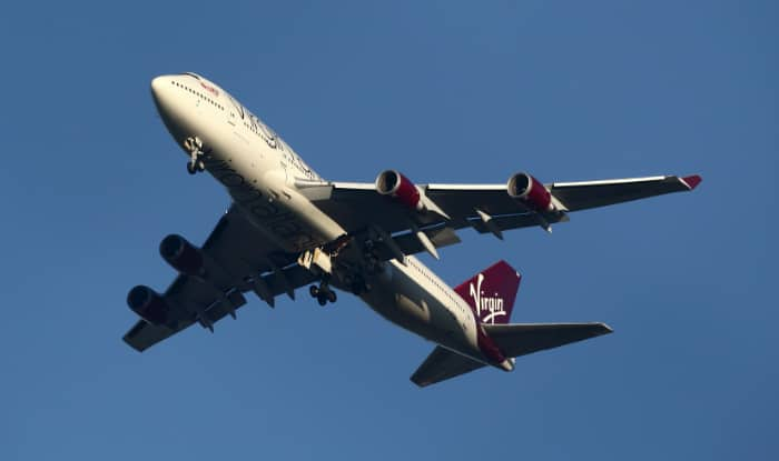 Flight makes emergency landing after hole found in plane