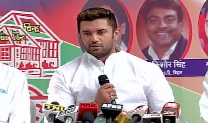 Chirag Paswan says Lok Janata Party is not upset, just shocked and unsatisfied