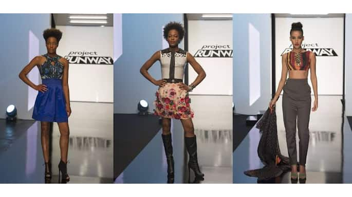 Provocative Indian Designer Makes It Work On Project Runway